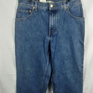 MISSES Levis Strauss Jean's Size 14 short. NWT